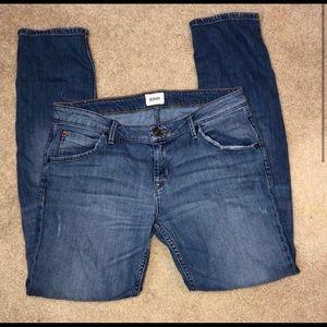 Hudson jeans Jax boyfriend skinny